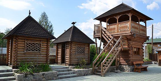 База відпочинку в Чернігівській області