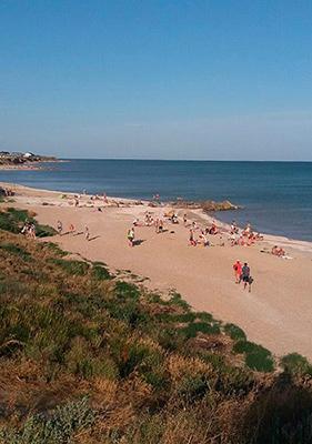 Відпочинок на Азовському морі в приватному секторі