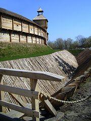 Укрепления Батуринской крепости