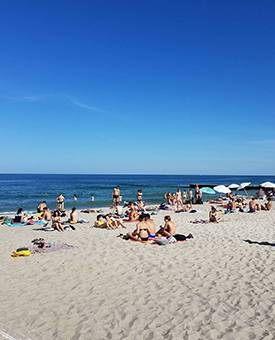 Одеса пляж Золотий Берег