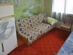 Кімнати в Катранке