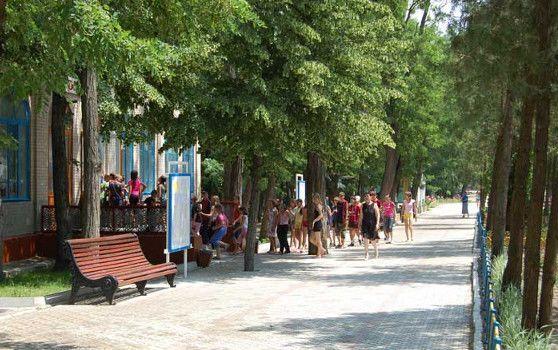 Дитячий табір на море з вивченням англійської