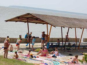 Дитячі табори на Азовському морі