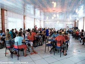 Дитячий табір на морі Україна