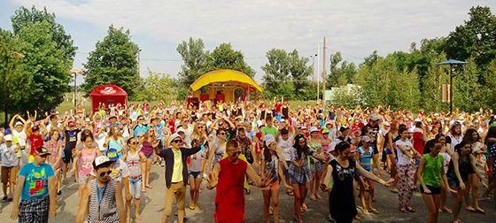 Дитячі табори Скадовська