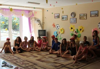 Дитячий відпочинок у Бердянську