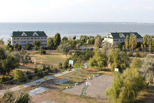 Дитячий табір у Бердянську