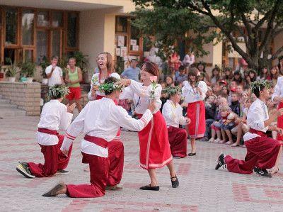 Літні табори Бердянська