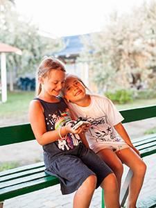 Дитячі табори в Затоці
