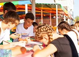 Табір для дітей Одеса