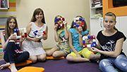 Дитячий табір з вивченням англійської