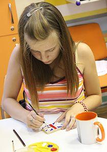 Табір з вивченням англійської мови Київ