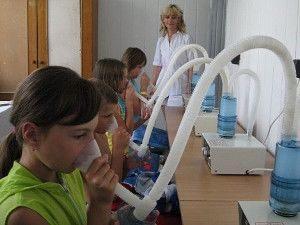 Дитячий табір біля моря