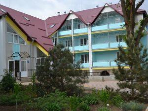 Дитячий табір в Одеській області