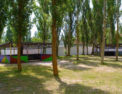 Дитячі табори в Генгірці