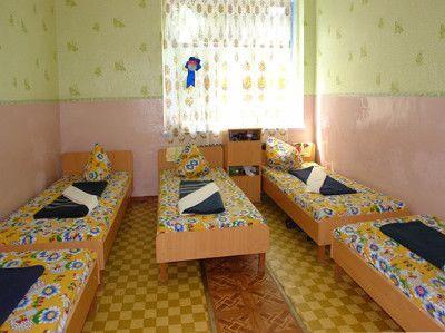 Дитячий табір на Азовському морі