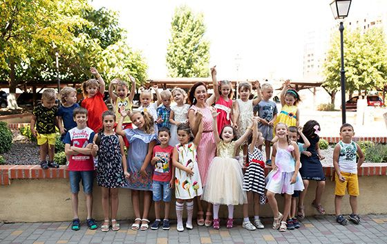 Дитячий табір Преміум Резіденц Одеса