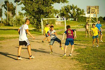 Приморськ дитячий табір