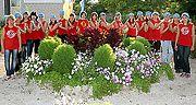 Дитячий табір «Чайка», Кирилівка, Федотова коса - оздоровлення дітей на Азовському морі