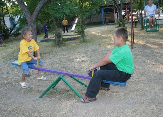 Детский лагерь «Чайка», Кирилловка