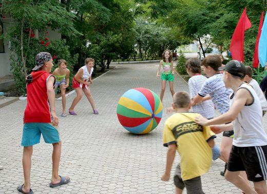 Дитячий табір у Кирилівці