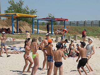 Дитячий табір «Чайка», Кирилівка