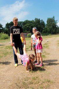Скадовськ табір для дітей