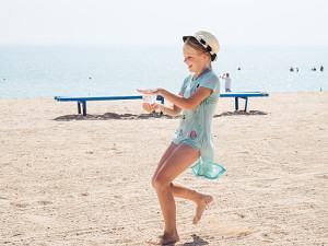 Спортивний табір на Азовському морі