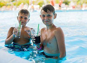 Відпочинок на Чорному морі для дітей