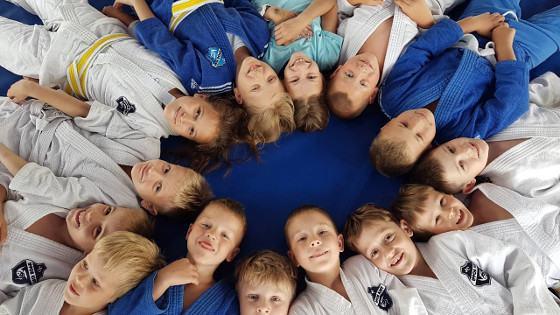 Дитячий табір на Чорному морі