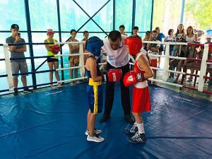 Черное море спортивные лагеря