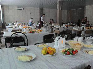 Літній табір в Рибаківці
