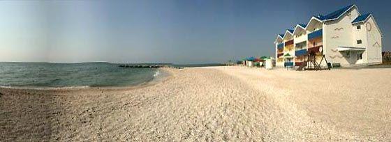 Відпочинок на березі моря