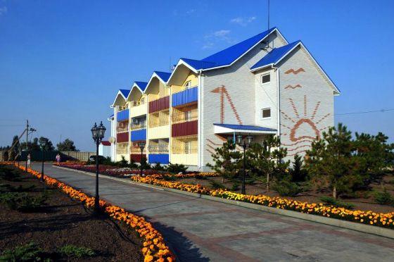 Готель на морі