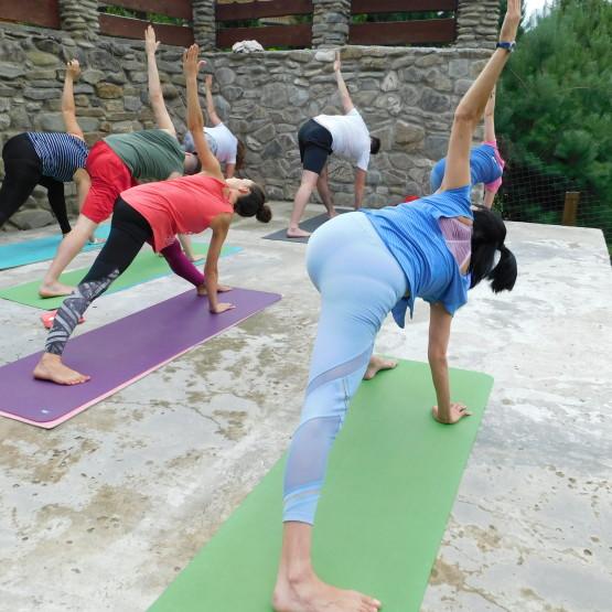 Карпати йога