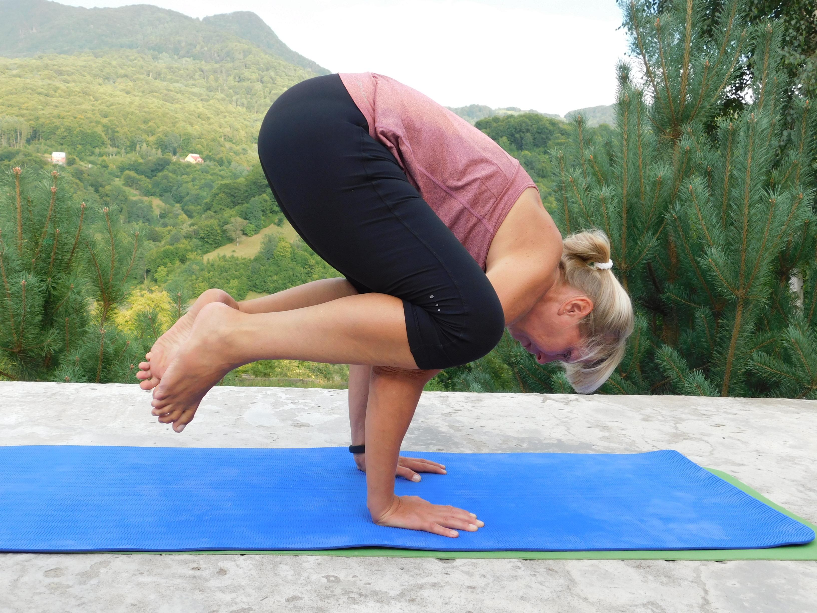 Йога в Карпатах