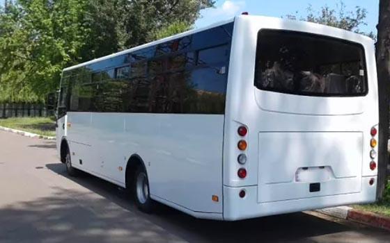 Автобуси і маршрутки в Генічеськ