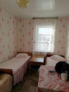 Степанівка 1 приватний сектор гостьовий будинок «Альбіна» кімнати