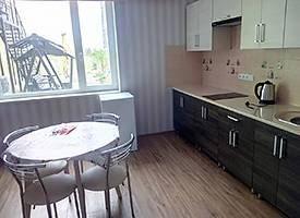 Бирючий номери з кухнею
