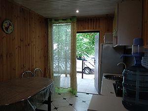 Гостьовий будинок на острові Бирючий номери