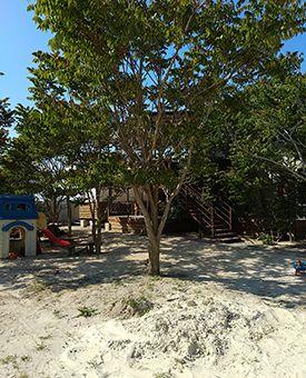 Житло на острові Бирючий