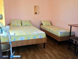 Відпочинок у Кирилівці приватний сектор