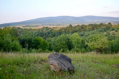 Місця сили в Закарпатті, камінь бажань, Ужгород