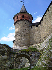 Кам'янець-Подільська фортеця, башта