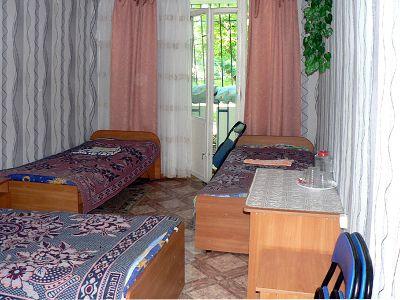 Відпочинок у Сергіївці