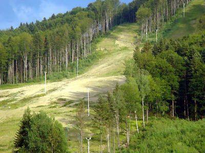 Гірськолижний курорт Мигове