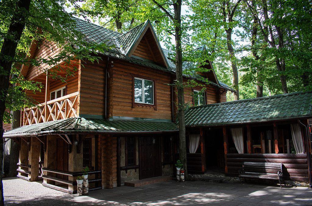 Отдых в Житомирской области