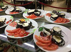 Кирилівка Прибій страви в їдальні