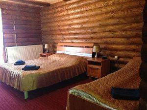 Готелі у Карпатах