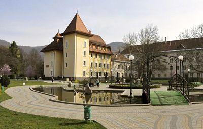 Санаторий в Солочине